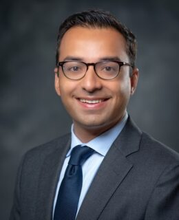 A Photo of: Arjun Sood, M.D.