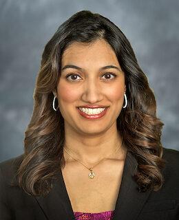 A Photo of: Radhika Kumar, M.D.