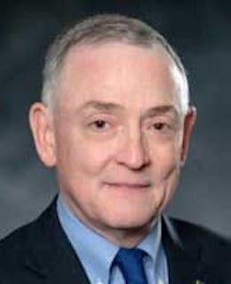 A Photo of: Robert K. Hutchins, M.D.