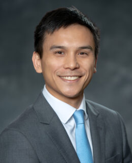 A Photo of: Fred B. Chu, M.D.