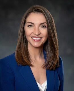 A Photo of: Lorraine M. Provencher, M.D.