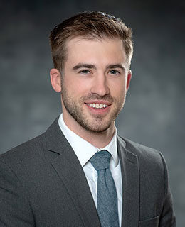 A Photo of: Dr. Adam Kluck