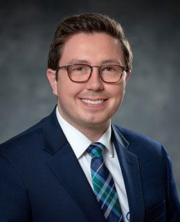 A Photo of: Dr. Alex Meyer