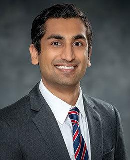 A Photo of: Amar Shah, M.D., M.B.A.